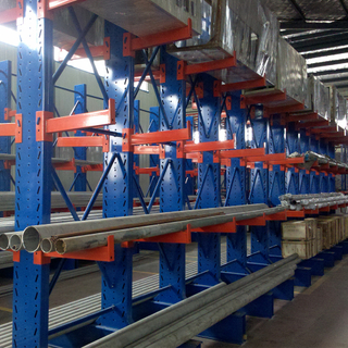 Jiangsu Union Long Cargoes Store Solution Heavy Duty Steel Pipe Storage Rack