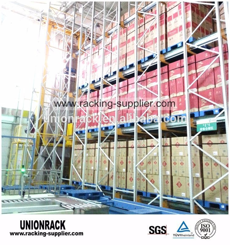 Hot Sale Customized Professional Automatic Storage Rack System For Logistic