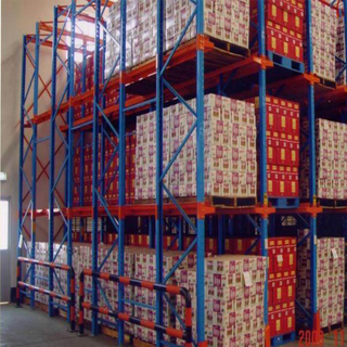 Jiangsu Union Heavy Duty Pallet Racking System For Warehouse