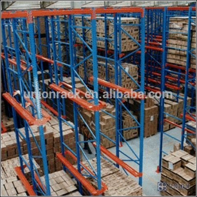 Selective Multi layer high quality heavy duty drive in racking