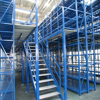 Jiangsu Union Steel structure mezzanine racking floor system for warehouse