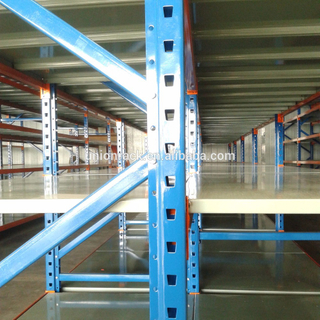 Chinese selective long span racking medium duty shelving