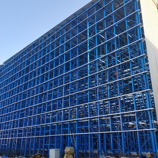 Jiangsu Union self-support racking system for warehouse storage
