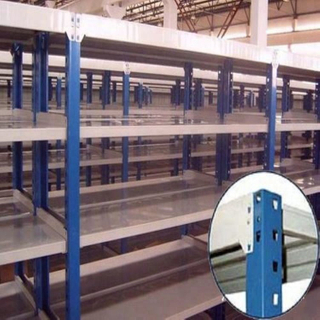Standard Storage Solution Adjustable Metal Medium Duty Longspan Rack