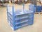 Warehouse Steel Storage Stackable Rack With Pallet Working