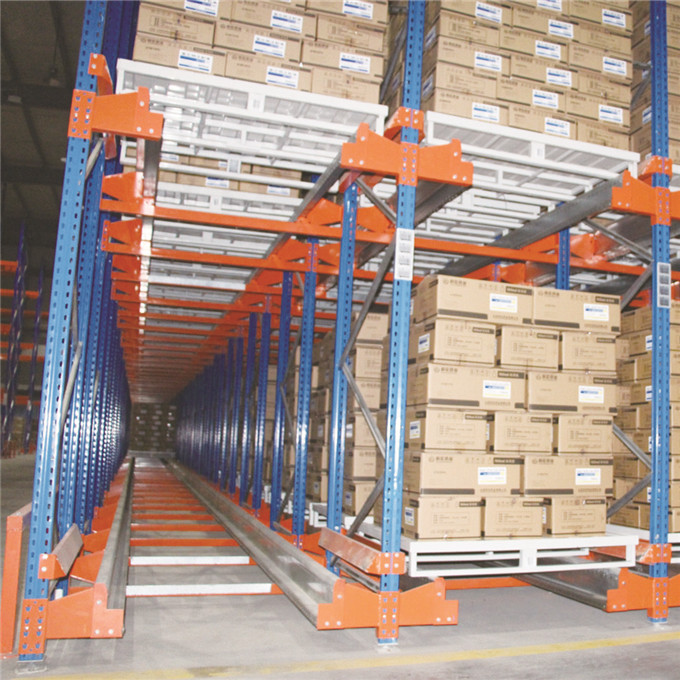 High Performance warehouse logistics asrs rack FILO ASRS Rack System