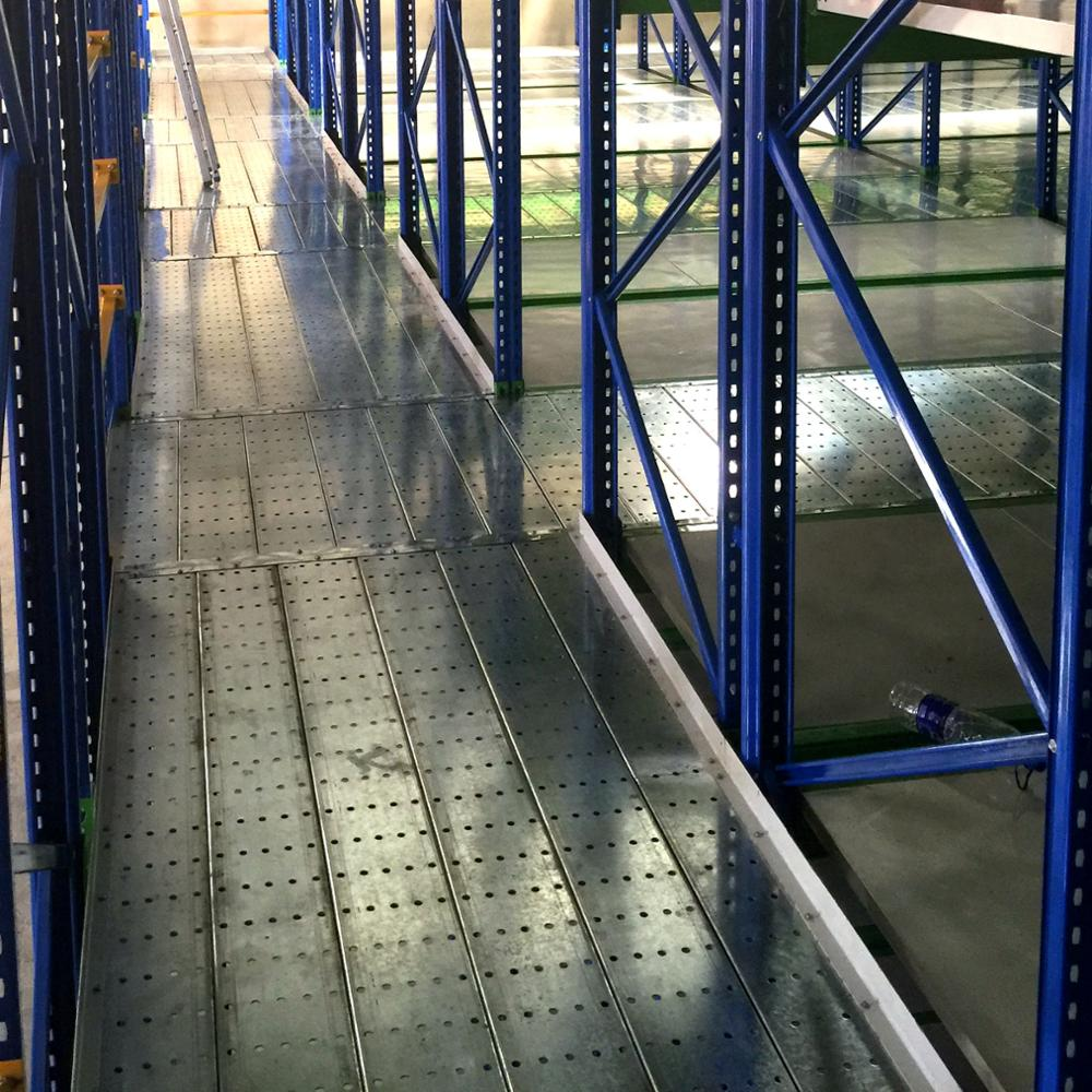 Industrial Warehouse Steel Mezzanine Floor