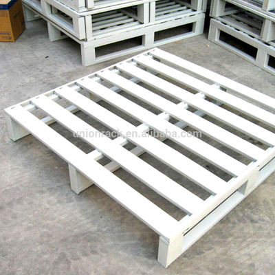 Customized Powder Coating Storage Stackable Steel Pallet