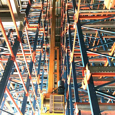 Factory Sale ASRS Automatic Storage and Retrieval Pallet Racking System
