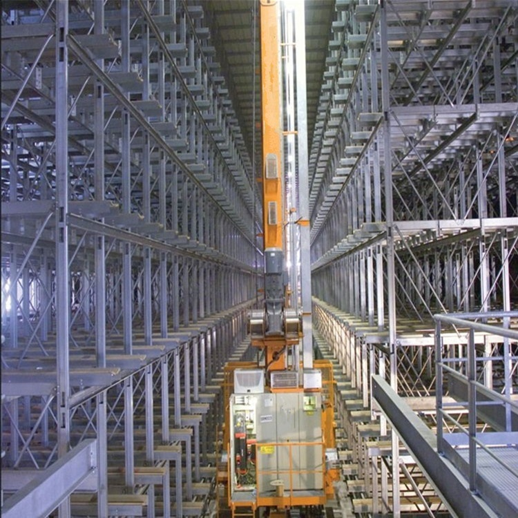 Automation Warehouse ASRS Automated Storage and Retrieval Racking System