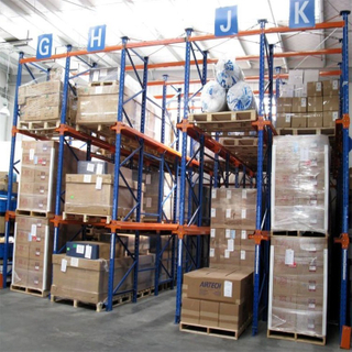 Logistics System Solutions Metal Warehouse Drive In Rack