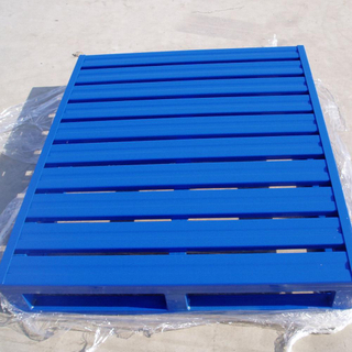 Single side customized metal pallet