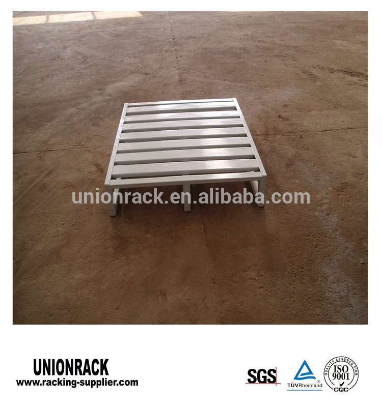Galvanized 4 Entry Way Customized Steel Metal Pallet