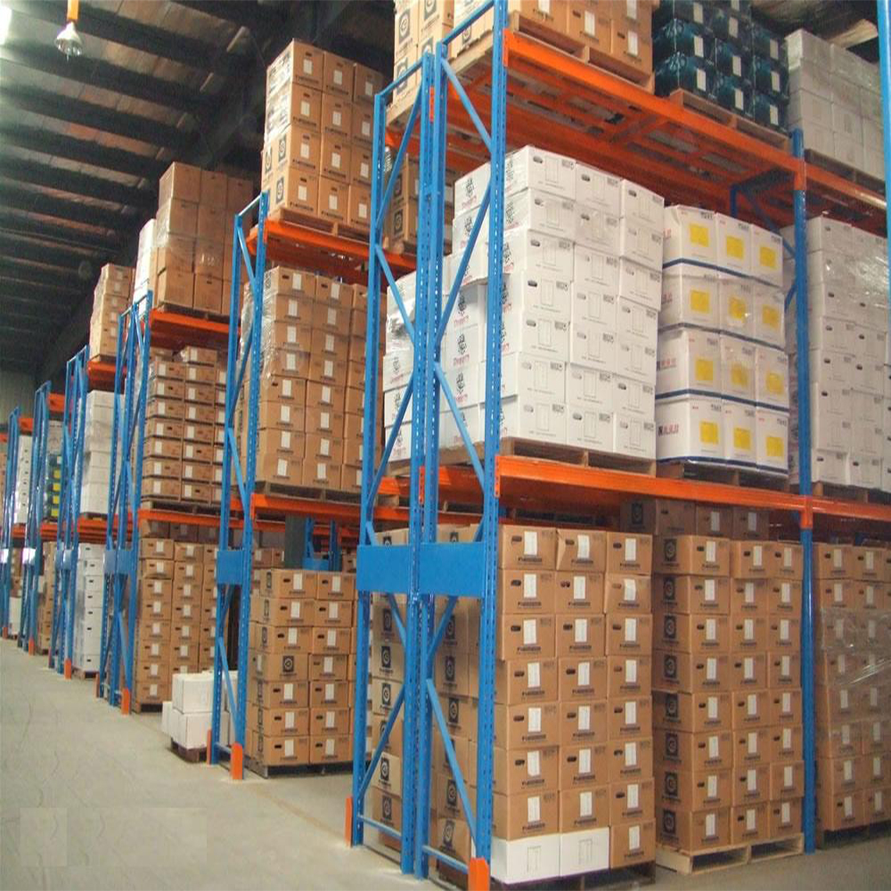 ISO Material Q235 Food Storage Tool Storage Pallet Rack System