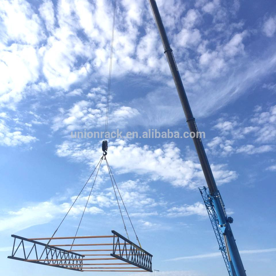 Double deep stacker crane asrs system