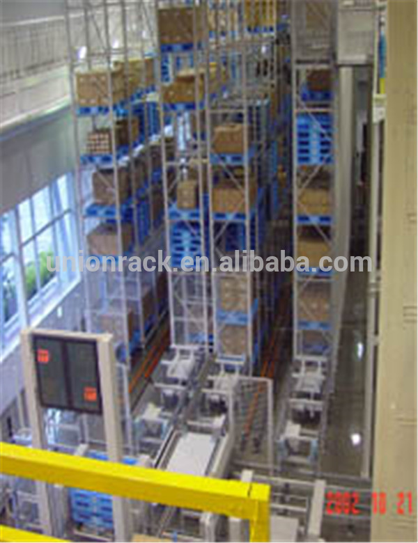 Professional CE Certificate Approved Automatic Storage Retrieval Racking &ASRS