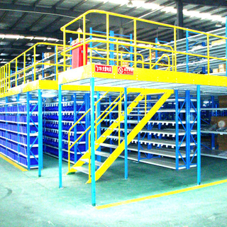 Jiangsu Union Cold Storage Steel Structure Mezzanine Flooring Systems