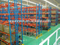 Heavy duty warehouse factory storage selective pallet racking
