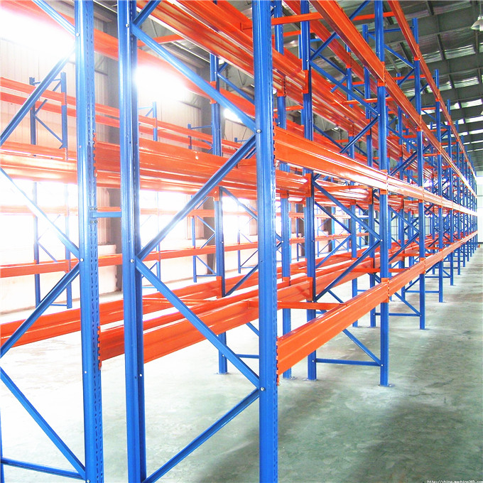 China Good Manufacturer Heavy Duty Steel Selective Adjustable Pallet Rack