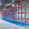 ISO9001 Warehouse Metal Cantilever Racking For Pipe Storage