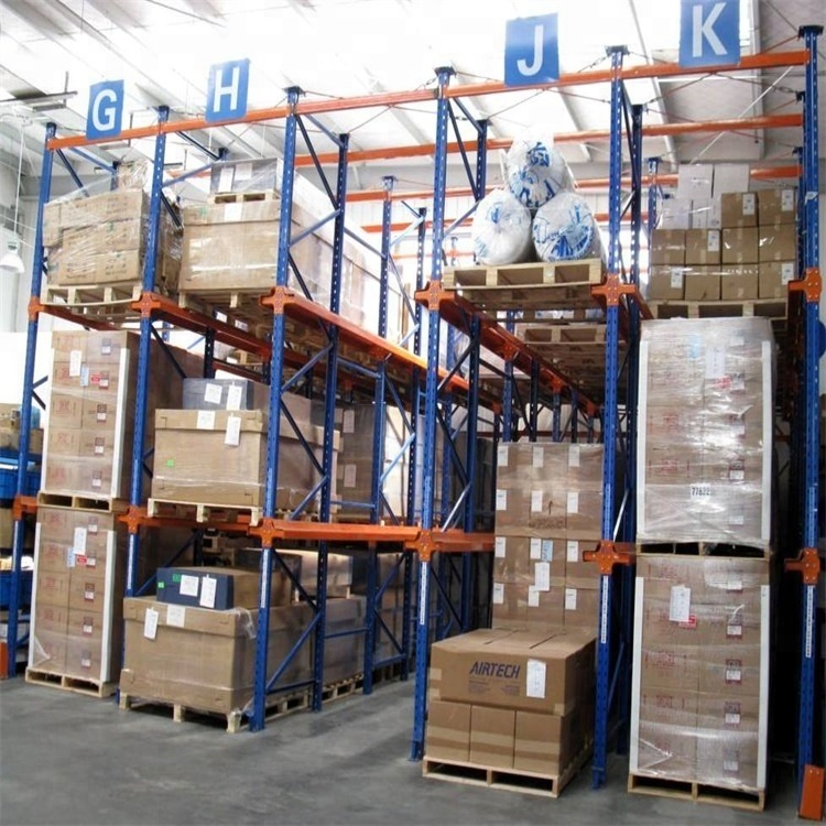 Conventional Standard Cargo Storage Heavy Duty Warehouse Drive In Rack