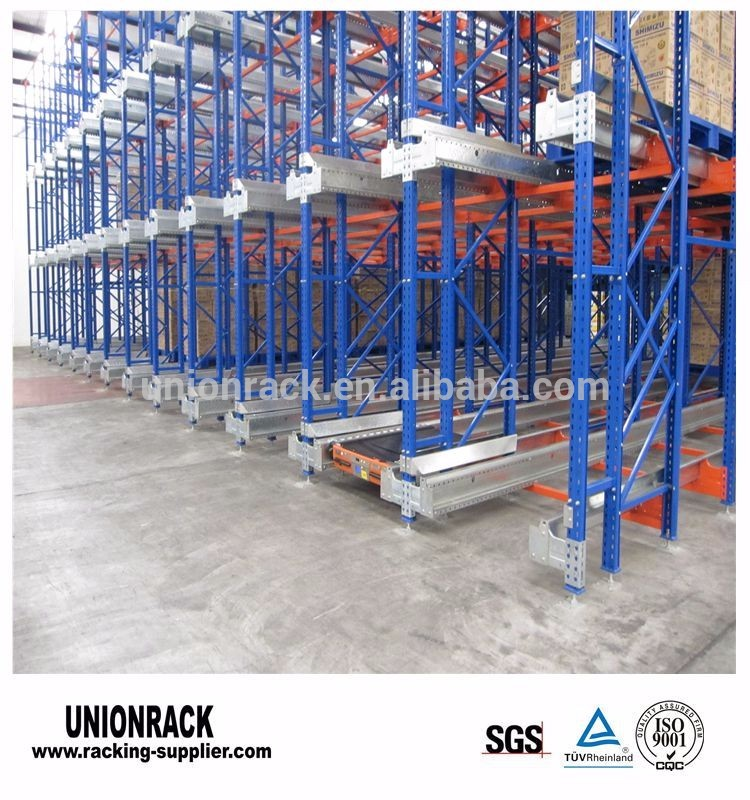 FIFO & FILO Automatic Radio Shuttle Rack