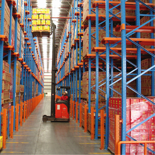 Warehouse Corrosion Prevention Manufacturers Drive in Rack