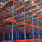 Automated Heavy Duty Warehouse Racking System FIFO Radio Shuttle Rack