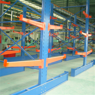 HIgh Quality Adjustable Double SIdes Car Storage Cantilever Racking