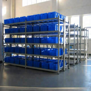 Durable Widely Used Adjustable Medium Duty Long Span Warehouse Storage Shelving