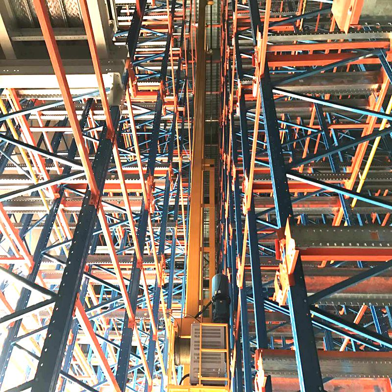 Warehouse Automated Storage and Retrieval System (ASRS)