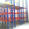 Warehouse mezzanine floors with pallet racking